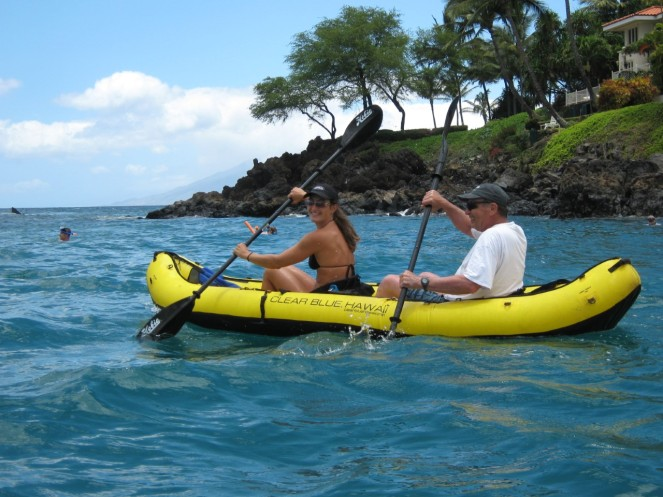 Kihei kayaking